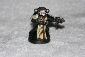 Black Templar's Sword Brethren Veteran Sergeant